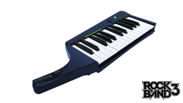 A Piano Teacher's thoughts on Rock Band 3's Keytar (3/4)