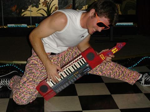 A Piano Teacher's thoughts on Rock Band 3's Keytar | Deepwell Bridge