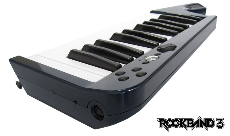 A Piano Teacher's thoughts on Rock Band 3's Keytar (1/4)