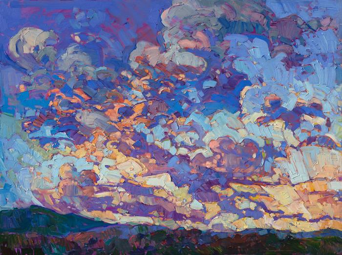 burst-of-clouds-diptych-left-panel-erin-hanson